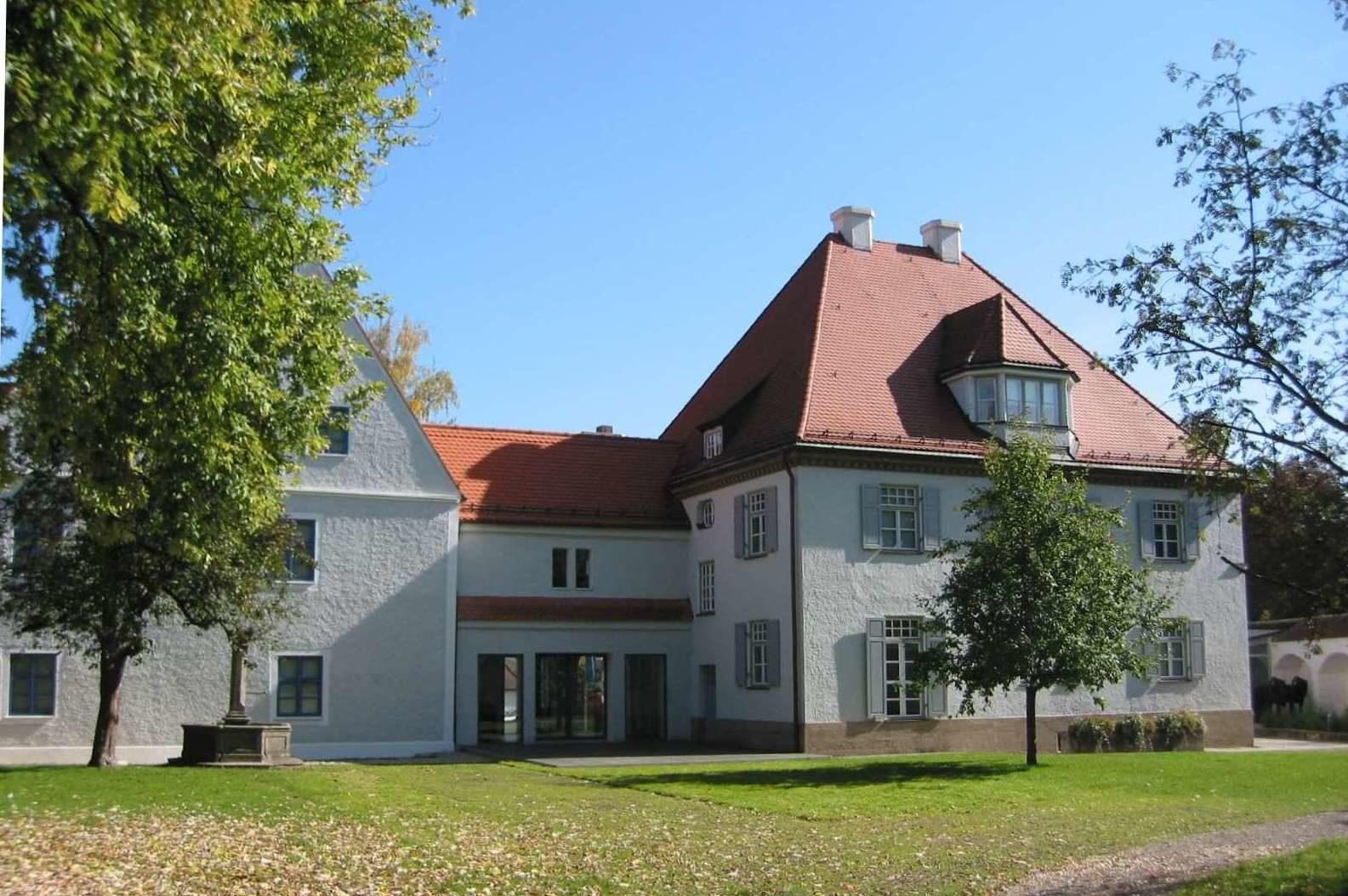 Pflegschloss in Schrobenhausen